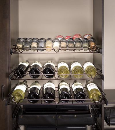 Wine Rack accessory for Laminate System