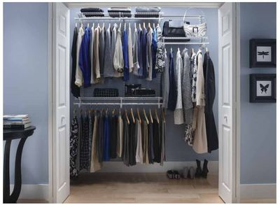 Wire Closet System