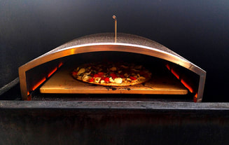 GMG Pizza Oven Attachement