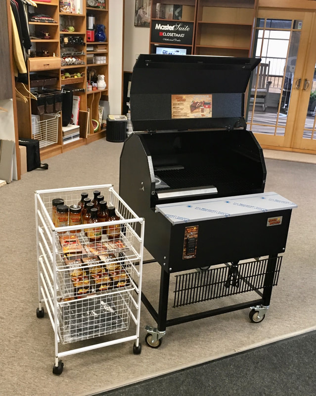 Smokin Brothers P30 Premier Pellet Grill